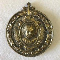 Antigüedades: PIEZA DE ORFEBRERÍA DE SAN JUAN BOSCO - SALESIANOS. Lote 218444326