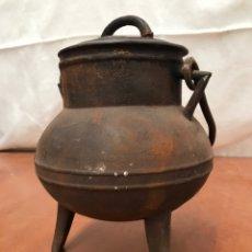 Antigüedades: ANTIGUO POTE GALLEGO. Lote 218456123