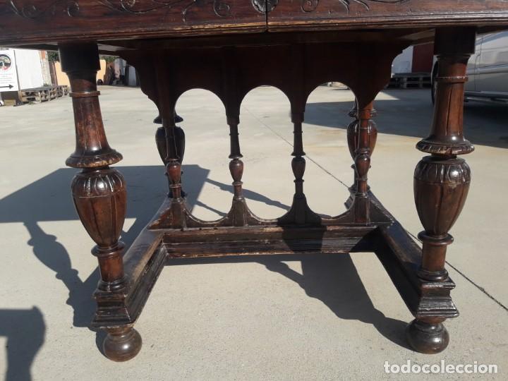 Antigüedades: Mesa de comedor - Foto 2 - 218465855