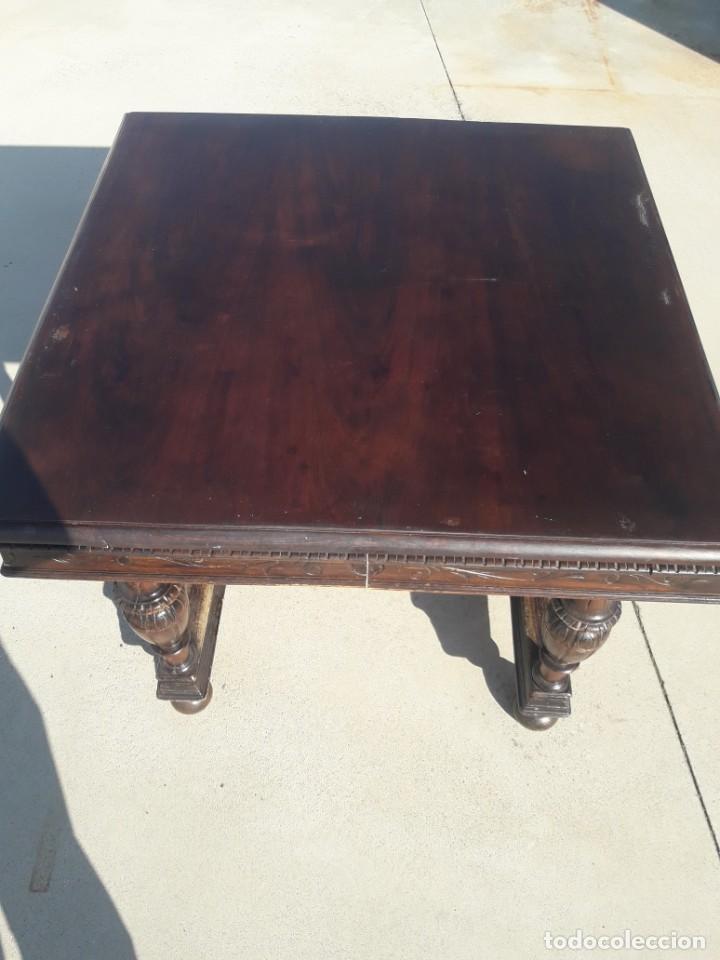 Antigüedades: Mesa de comedor - Foto 3 - 218465855