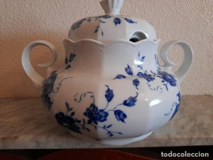SOPERA ,SANTA CLARA ,SIGLO XX. (Antigüedades - Porcelanas y Cerámicas - Santa Clara)