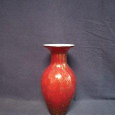 Antigüedades: JARRON EN CRISTAL BAROVIER&TOSO. Lote 218602612