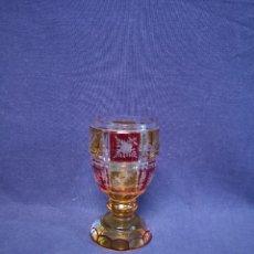 Antigüedades: JARRON COLECCION DE BOHEMIA. Lote 218606101