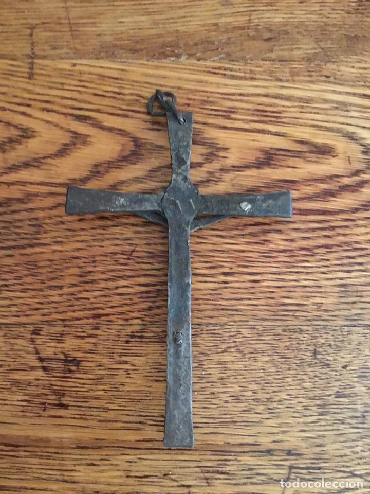 Antigüedades: Cruz de hierro - Foto 3 - 218624083