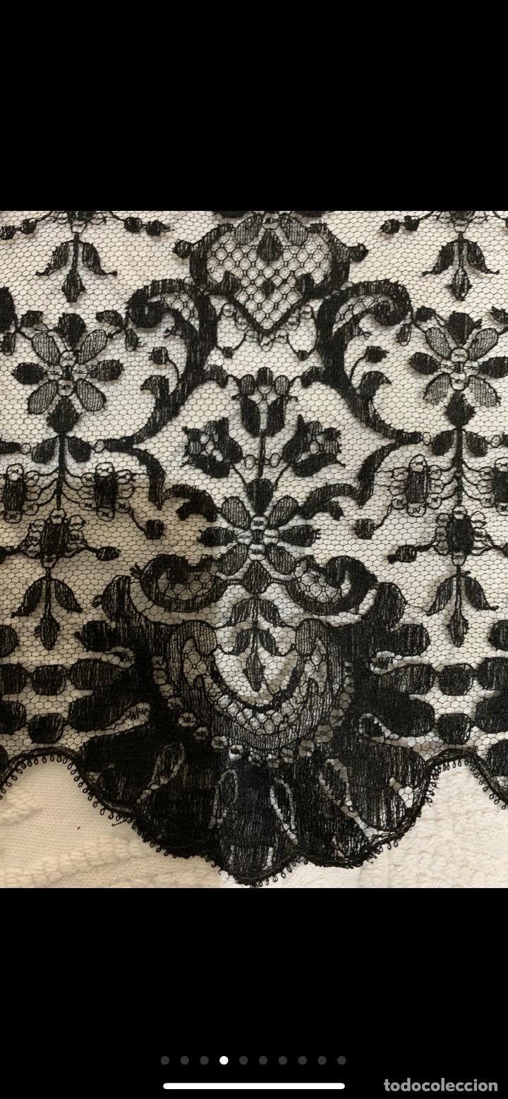 Antigüedades: Mantilla grande - Foto 2 - 218653645