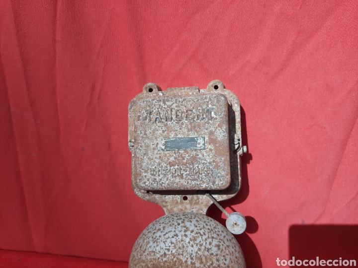 Antigüedades: Antiguo timbre alarma de barco - Foto 2 - 218673692
