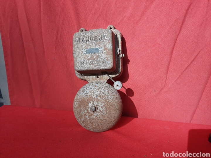 Antigüedades: Antiguo timbre alarma de barco - Foto 3 - 218673692