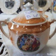 Antigüedades: AZUCARERO DE SANTANDER. Lote 218674661
