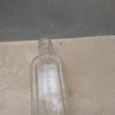 Antigüedades: ANTIGUA BOTELLA MEDICAMENTO JARABE RAMI - RARA -. Lote 218747388