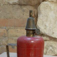 Antigüedades: LAMPARA DE PETROLIO LAMPE PIGEON. Lote 218762485