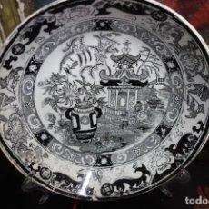 Antigüedades: PLATO HONDO DE CERÁMICA DE CARTAGENA. Lote 218773832