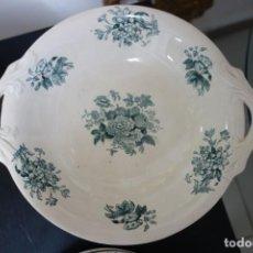 Antigüedades: FRUTERO DE CERÁMICA DE CARTAGENA DEL SIGLO XIX. Lote 218780368