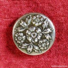 Antigüedades: PASTILLERO. PLATA PUNZONADA. ESPAÑA. SIGLO XX. Lote 218801475