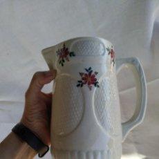 Antigüedades: ANTIGUA JARRA MANISES. VALENCIA. 18 CM ALTO.. Lote 218806725