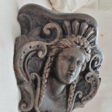 Antigüedades: ANTIGUA MENSULA ESTUCO.. Lote 218840811