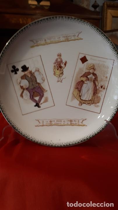 CERAMICA FRANCESA. CHOISY-LE-ROY. (Antigüedades - Porcelanas y Cerámicas - Otras)