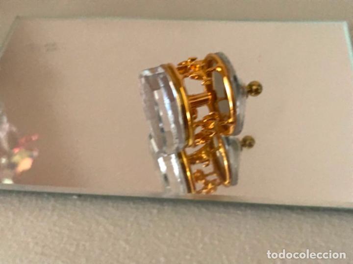 Antigüedades: Carrusel Cristal Swarovski mini - Foto 3 - 218906120