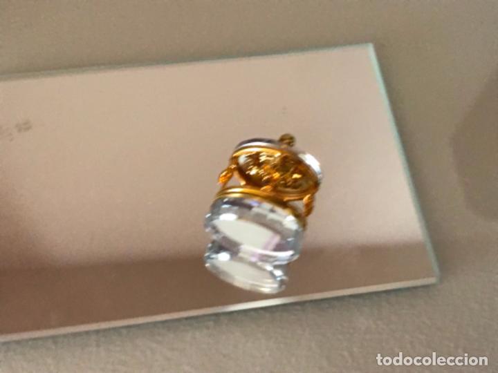 Antigüedades: Carrusel Cristal Swarovski mini - Foto 4 - 218906120