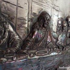 Antigüedades: RELIEVE DE LA ÚLTIMA CENA. Lote 218939740