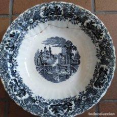 Antigüedades: ANTIGUA FUENTE GALLONADA DE LA CARTUJA PICKMAN , SIGLO XIX.. Lote 218947387