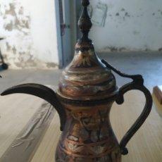 Antigüedades: PRECIOSA TETERA ANTIGUA EGIPCIA. Lote 218950820