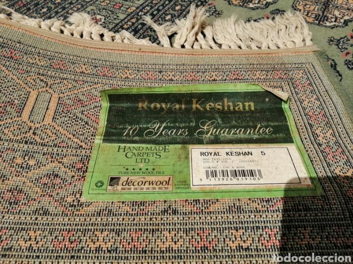 Antigüedades: ALFOMBRA ROYAL KESHAN 200 X 300 - Foto 4 - 219038130