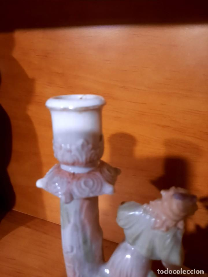 Antigüedades: Antiguos candelabros modernistas, Art Nouveau - Foto 16 - 219065430