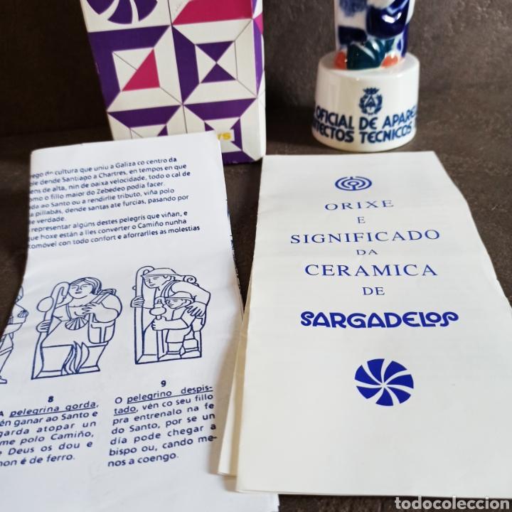 Antigüedades: Peregrino Sargadelos Colegio Oficial de aparelladores e arquitectos técnicos de Lugo - Foto 7 - 219096490