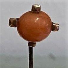 Antigüedades: AGUJA O ALFILER DE SOMBRERO. Lote 219133277
