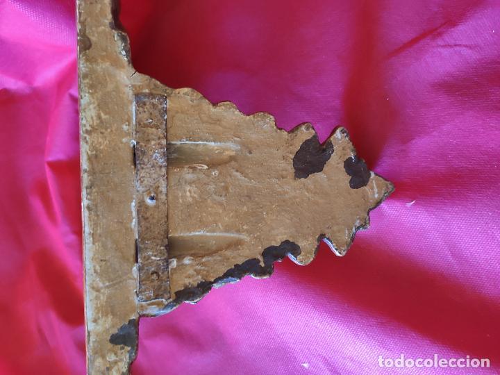 Antigüedades: Repisa para imagen - Foto 3 - 219155321