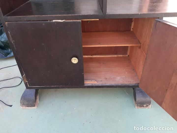 Antigüedades: mueble auxiliar estante - Foto 3 - 219174622