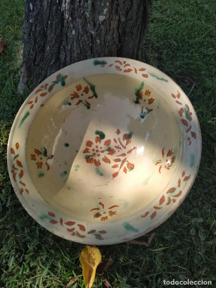 CUENCO O LIBRILLO. 31 X10 X 9 CM. (Antigüedades - Porcelanas y Cerámicas - La Bisbal)