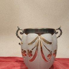 Antigüedades: FLORERO ART DÉCO. Lote 219235033