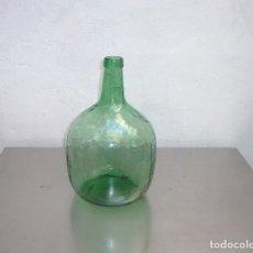 Antigüedades: ANTIGUA GARRAFA DAMAJUANA.8 LITROS.. Lote 219240386