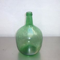 Antigüedades: ANTIGUA GARRAFA DAMAJUANA.8 LITROS.. Lote 219240428