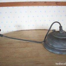 Antigüedades: ANTIGUA Y RARO FAROL DE CARBURO .. Lote 219284572