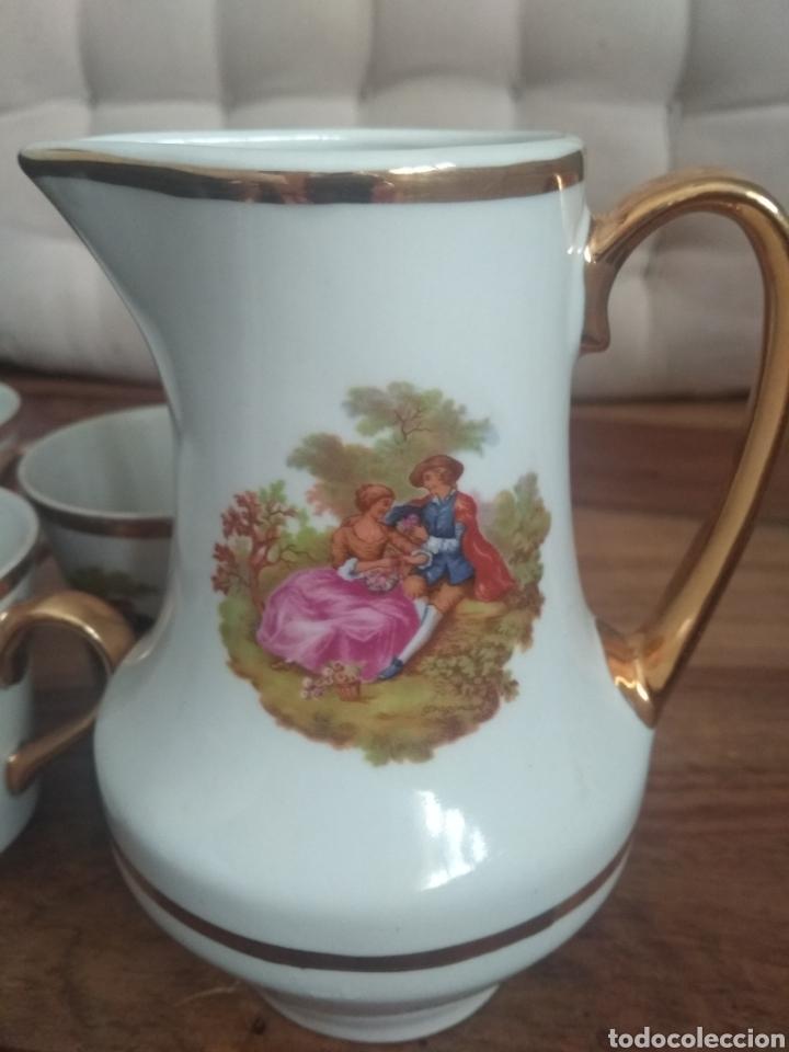 Antigüedades: Tazas y jarra - Foto 4 - 219296845