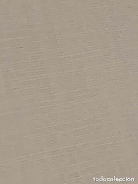 Antigüedades: Pieza de tela de puro algodon, para hacer sabanas, sin estrenar. Mide unos 18 metros x 165cms ancho - Foto 5 - 219368645