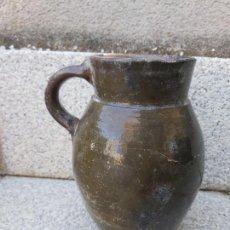 Antigüedades: ANTIGUA ACEITERA DE BARRO. Lote 219375476