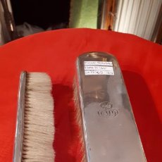 Antigüedades: PLATA. CEPILLOS.. Lote 219448505