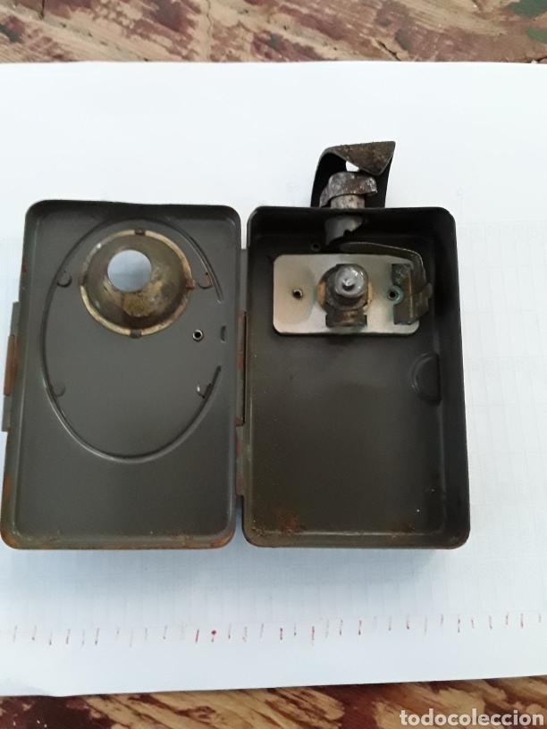 Antigüedades: Linterna de petaca - Foto 4 - 219517568