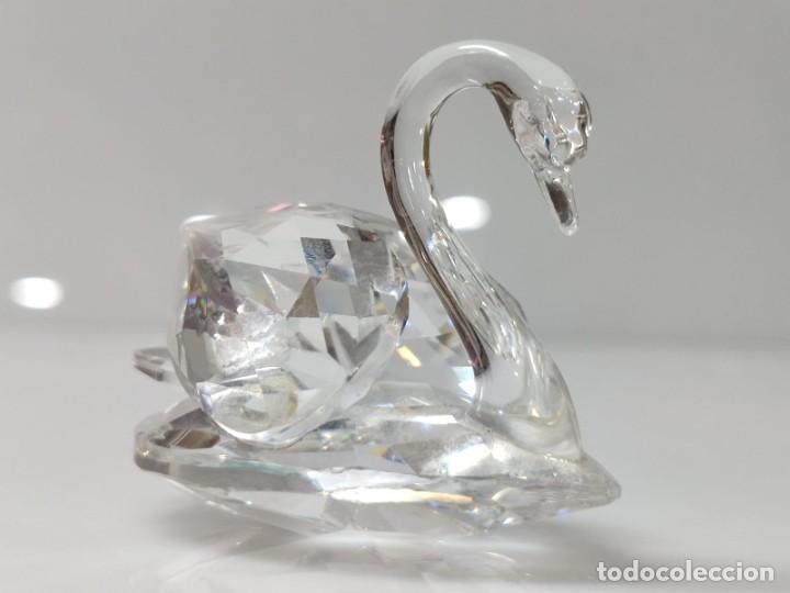 Antigüedades: Lote de cristales Swarovski , d´arque figuras, campana y caja - Foto 2 - 219527758