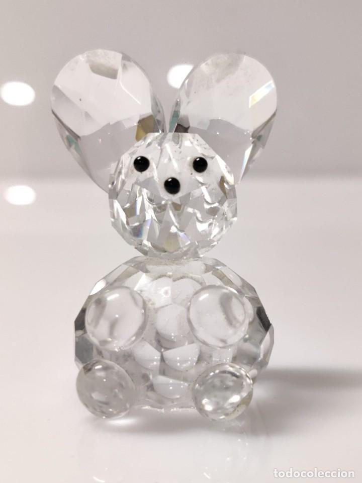 Antigüedades: Lote de cristales Swarovski , d´arque figuras, campana y caja - Foto 3 - 219527758