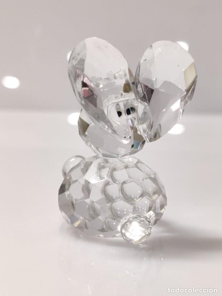 Antigüedades: Lote de cristales Swarovski , d´arque figuras, campana y caja - Foto 10 - 219527758