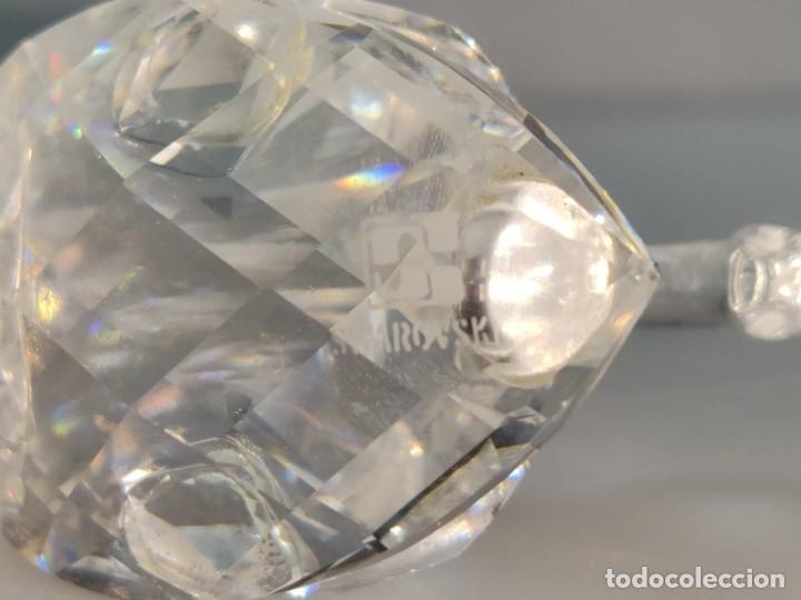 Antigüedades: Lote de cristales Swarovski , d´arque figuras, campana y caja - Foto 13 - 219527758