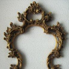 Antigüedades: BONITO Y DECORATIVO MARCO. Lote 219569122