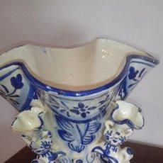 Antigüedades: JARRON PP DEL 1900 CERAMICA DE ANDUJAR JAEN JARRA DE ESTUDIANTE MUY BONITO 30 CMS BIEN CUIDADO. Lote 219571743