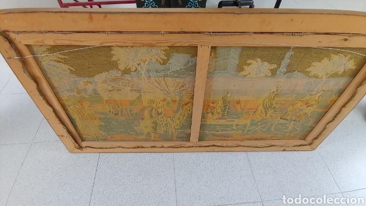 Antigüedades: Antiguo tapiz marroquí año 1900 - Foto 2 - 219675805