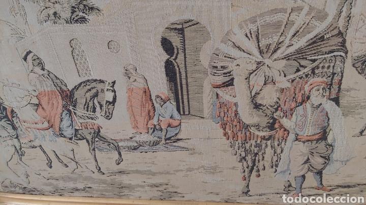 Antigüedades: Antiguo tapiz marroquí año 1900 - Foto 4 - 219675805