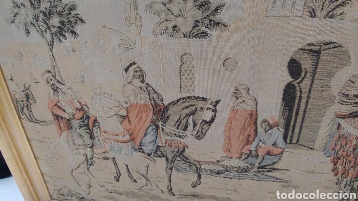 Antigüedades: Antiguo tapiz marroquí año 1900 - Foto 5 - 219675805